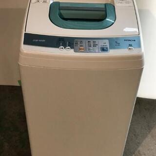 ☆日立全自動洗濯機5kg2011年製☆
