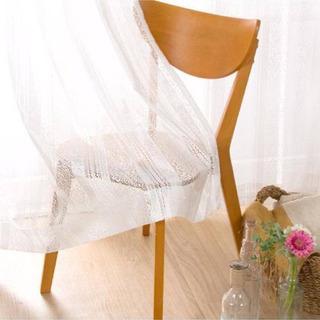 ニトリ レースカーテン(100×138)