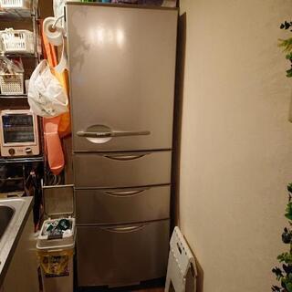 大容量4ドア冷蔵庫 あげます!