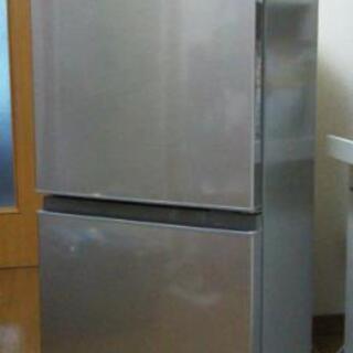 冷蔵庫 1年使用 美品です。