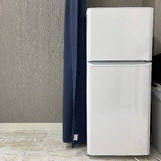 ハイアール Haier 121L 2ドア冷凍冷蔵庫 ホワイト J...