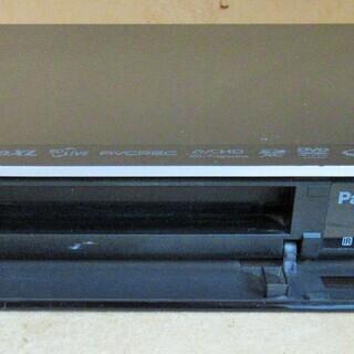 ☆パナソニック Panasonic DMR-BWT520 DIGA 500GB ハイビジョンブルーレイレコーダー 3Dディスク対応 Wチューナー BD&HDD◆見たい番組を手軽に - 家電