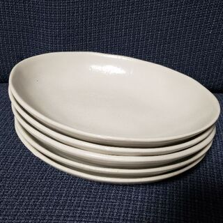 カレー皿、パスタ皿に♪