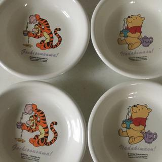プーさん&ティガーのお皿 ディズニー