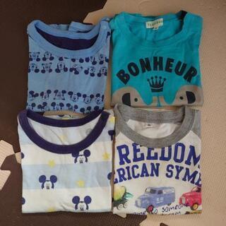 半袖Tシャツ 4枚 サイズ80