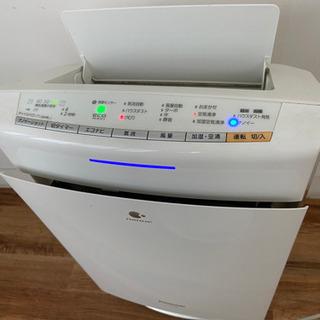 Panasonic ナノイー 加湿空気清浄機 F-VXG50 2...