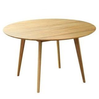 購入価格5万円程 極上 ダイニングテーブル 円形 幅120cm ...