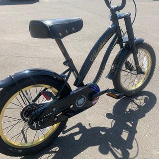 自転車 子供用 16インチ 中古 補助輪付属