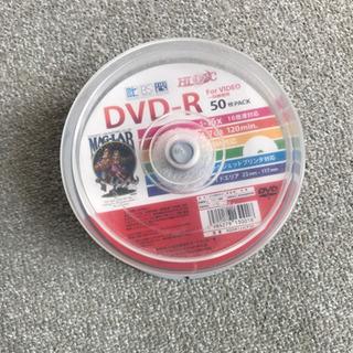 DVD R 40枚くらいあります