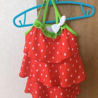 苺の水着の画像