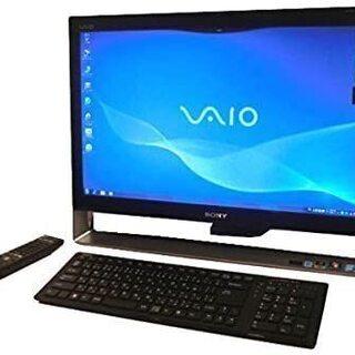 液晶一体型 パソコン SONY PCV-A1114N  24イン...