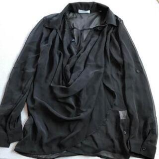 PROFIE サイズ38 黒 シャツ