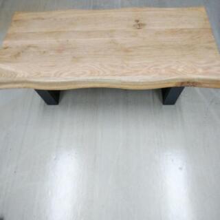 オーク無垢、和風ローテーブル