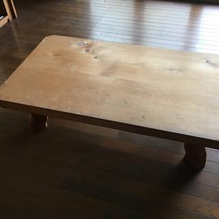 無垢板 テーブル ⑤