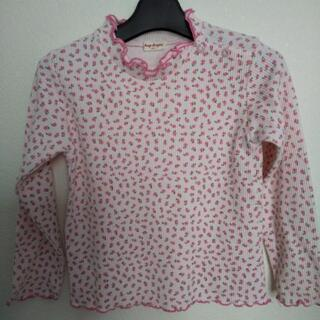 女児  長袖シャツ  size120   中古