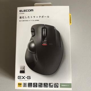 【ほぼ新品】エレコム トラックボールマウス 無線 M-XT2DRBK