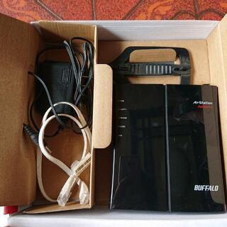 無線LAN親機 WHR-300 BUFFALO