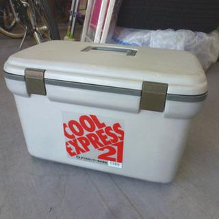 クーラーボックス  21リットル グレー 保冷バッグ クーラーB...