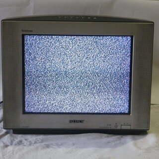 【14型ブラウン管TV】SONY WEGAシリーズ『KV-1...