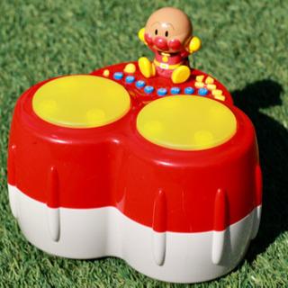 ◆アンパンマン たいこ おもちゃ 検:ベビー 赤ちゃん
