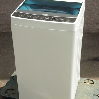 51【6ヶ月保証付】ハイアール 4.5kg 全自動洗濯機 JW-...