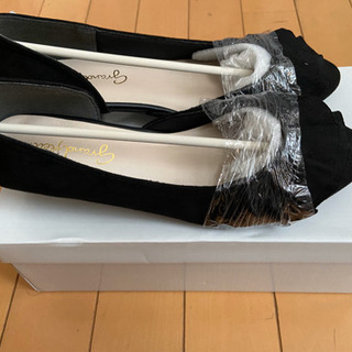★未使用 女性用靴 23.5cm★ 取引場所顧慮あり
