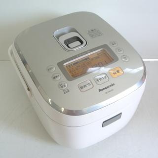 パナソニック 5.5合 スチームIHジャー炊飯器 2011年製 ...