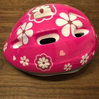 子どもヘルメット ピンク