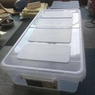 収納ボックス、★ただ★です!