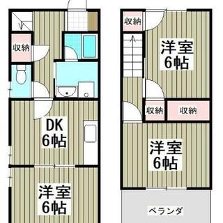 🌺初期費用5万円🎉横浜市🎉相鉄本線 西谷 バス6分 バス停 寺下...