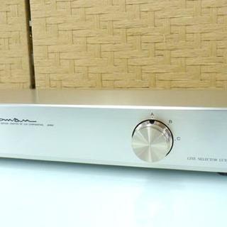 美品 LUXMAN スピーカーセレクター AS-55 高品質モデ...