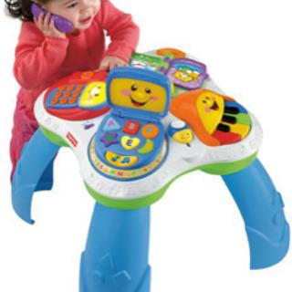 ベビー知育玩具フィッシャープライスおしゃべりバイリンガル英語