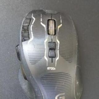 ワイヤレスゲーミングマウス ジャンク