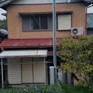 木造2階建て土地付き住宅売ります。