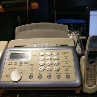 Brother ブラザー 子機一台付ファクス電話 FAX-790CL