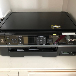 EPSONプリンター EP-802A