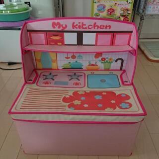 折り畳みキッチン