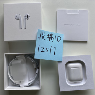 Apple アップル AirPods 第1世代 MMEF2…