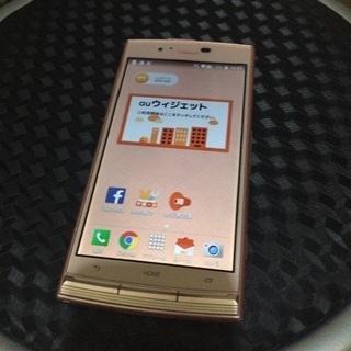 Android スマホ アルバーノ V02