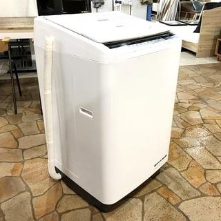 札幌近郊送料無料 分解清掃済み 8.0kg 全自動洗濯機 ビート...