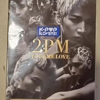 2PMのCD+DVD