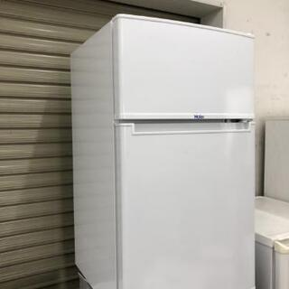 冷蔵庫 ハイアール JR-N85A 2016年製 85L 💳自社...