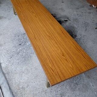 折りたたみ座卓会議テーブル  幅180㎝ 美品