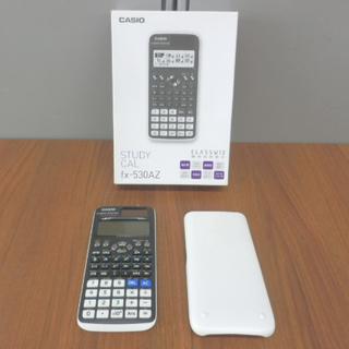 関数電卓 カシオ fx-530AZ 学校専用 STUDY CAL...