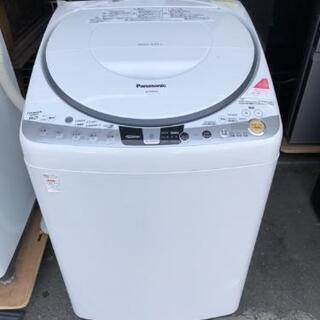 洗濯機 パナソニック Panasonic NA-ER80H 20...