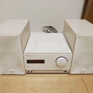 【手渡し限定・美品】Pioneer パイオニア X-CM31-W
