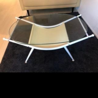⭐︎無料⭐︎ ガラス ローテーブル