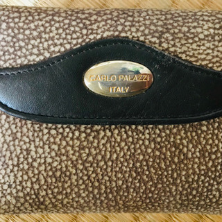 カルロ パラッツィー イタリア 財布