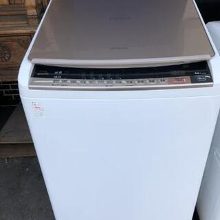 洗濯機 日立 BW-DV703 2017年製 洗濯7kg 乾燥3...