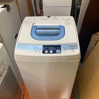 2013年 美品 日立 5kg 全自動洗濯機 縦型 NW-5MR...